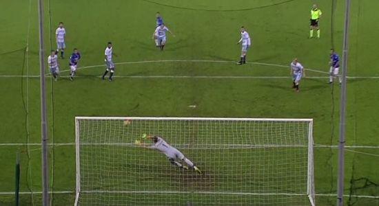 HIGHLIGHTS Sampdoria Lazio 1-2.. Alla Samp non basta Schick, Milinkovic e Parolo si prendono i tre punti