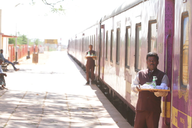 Customer Service like no other - The Golden Chariot Train