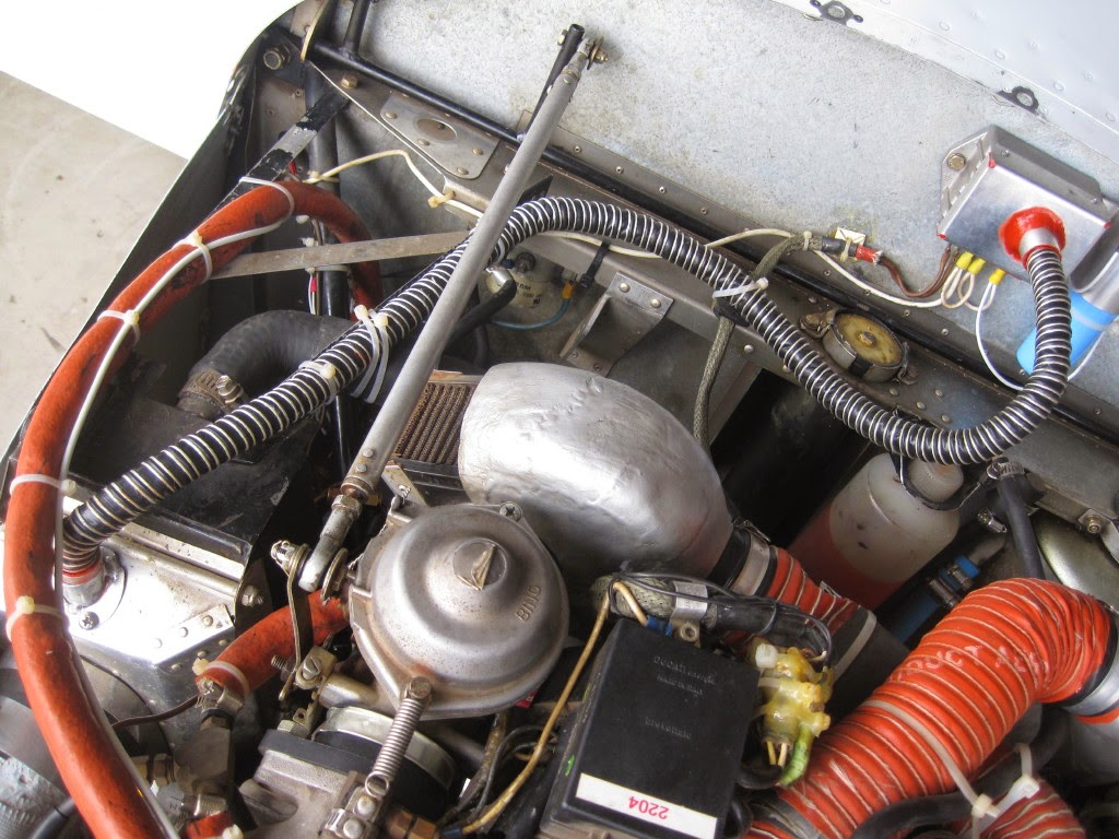 Points for Pilots: Rough Running Rotax 912/914 Engine