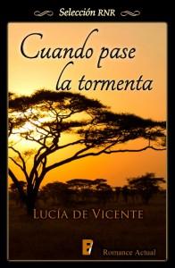 Reseña: Cuando pase la tormenta de Lucía de Vicente