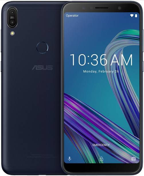 Asus Starts to receiving January's Android Security Patch for ZenFone Max Pro M1 for better security