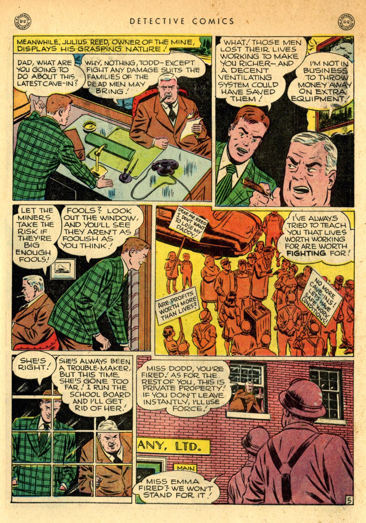Read online Detective Comics (1937) comic -  Issue #111 - 7