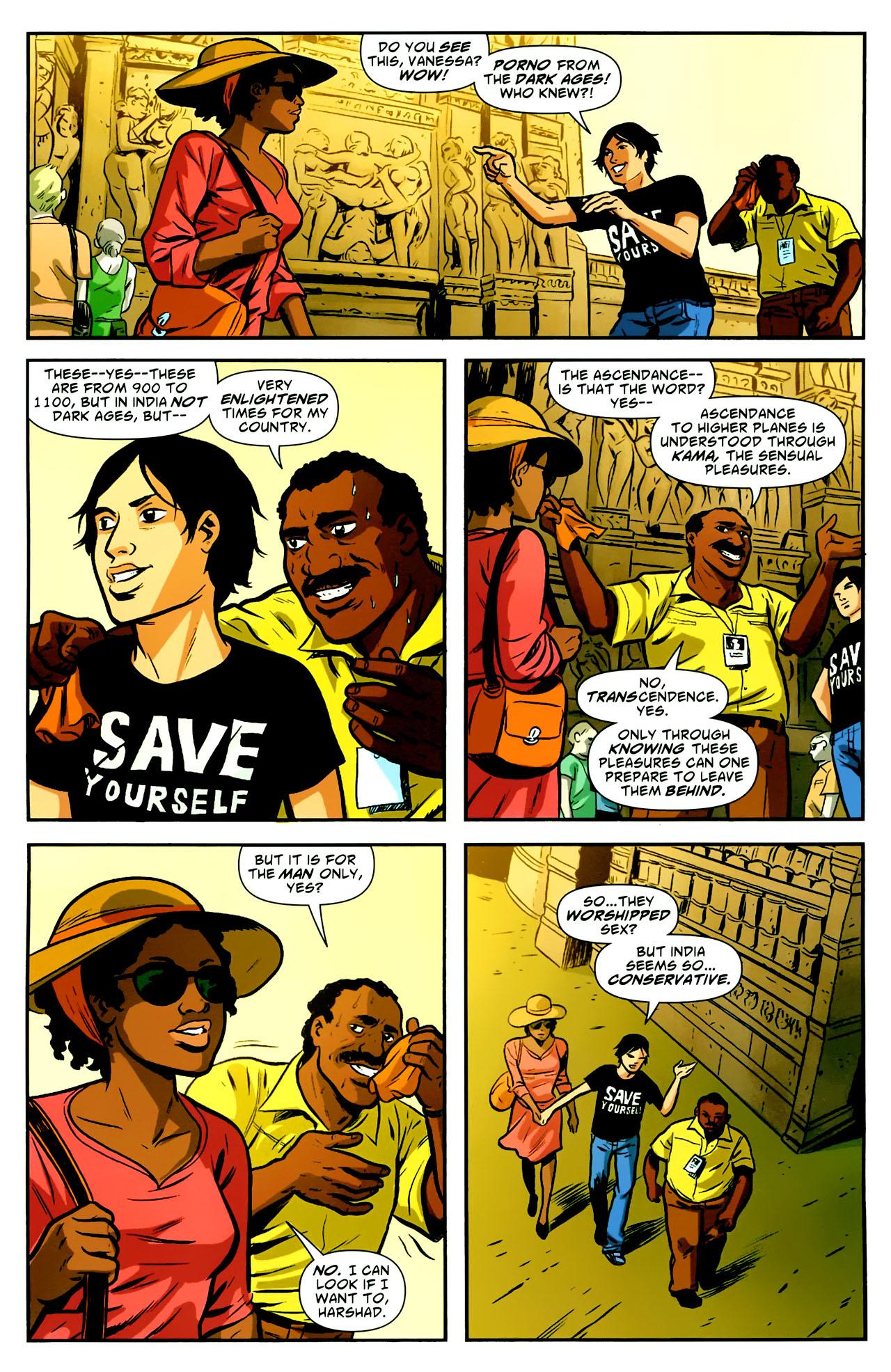 Read online American Virgin comic -  Issue #18 - 3
