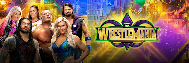 Wrestlemania 34 Review and Results