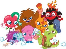 little cute moshi monsters