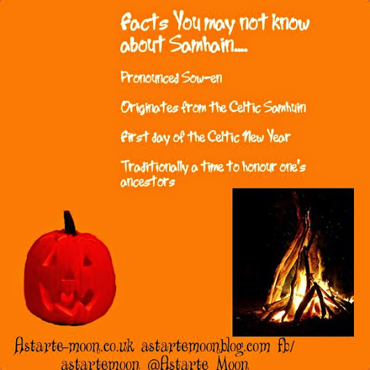 Ten Facts you may not know about Samhain