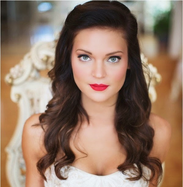 Wedding Day Makeup Ideas: Soft Romantic Looks For Your