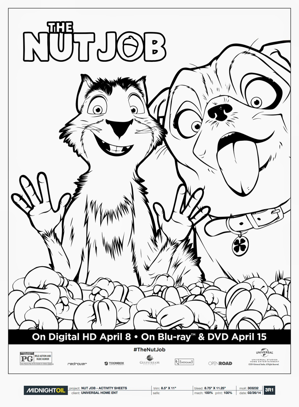 because there s life after birth win the nut job blu ray bo  because there s life after birth win the nut job blu ray bo check out squirrels in pop culture printable fun giveaway thenutjob