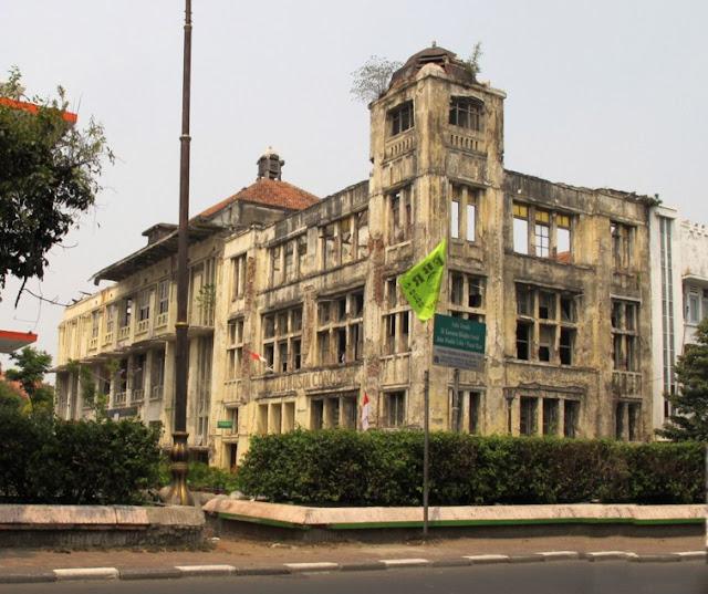 Cagar Budaya Kota Tua Jakarta