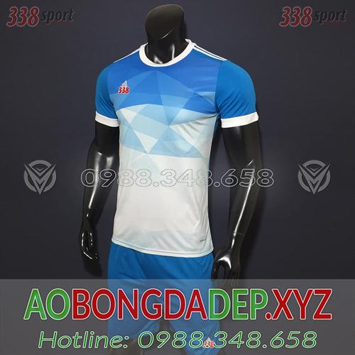 Áo Adidas RiO 2019 Màu Xanh Nhạt Đẹp
