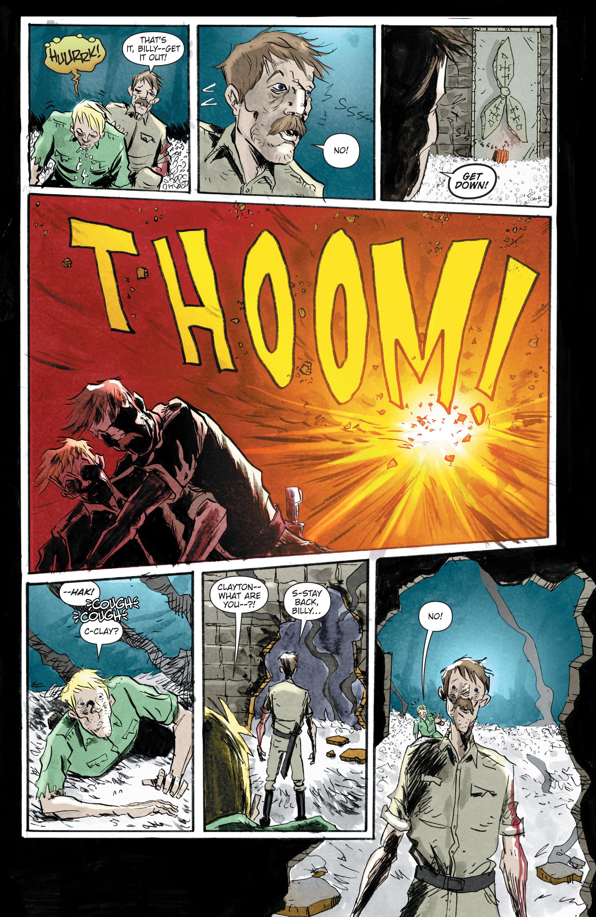 Read online Trillium comic -  Issue # TPB - 69