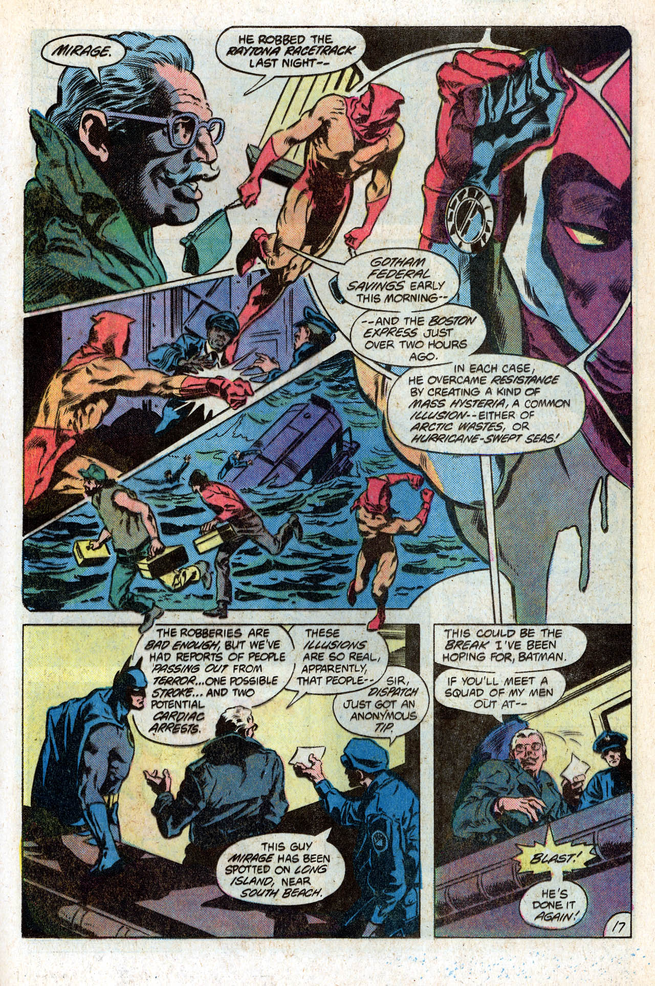 Detective Comics (1937) 511 Page 20