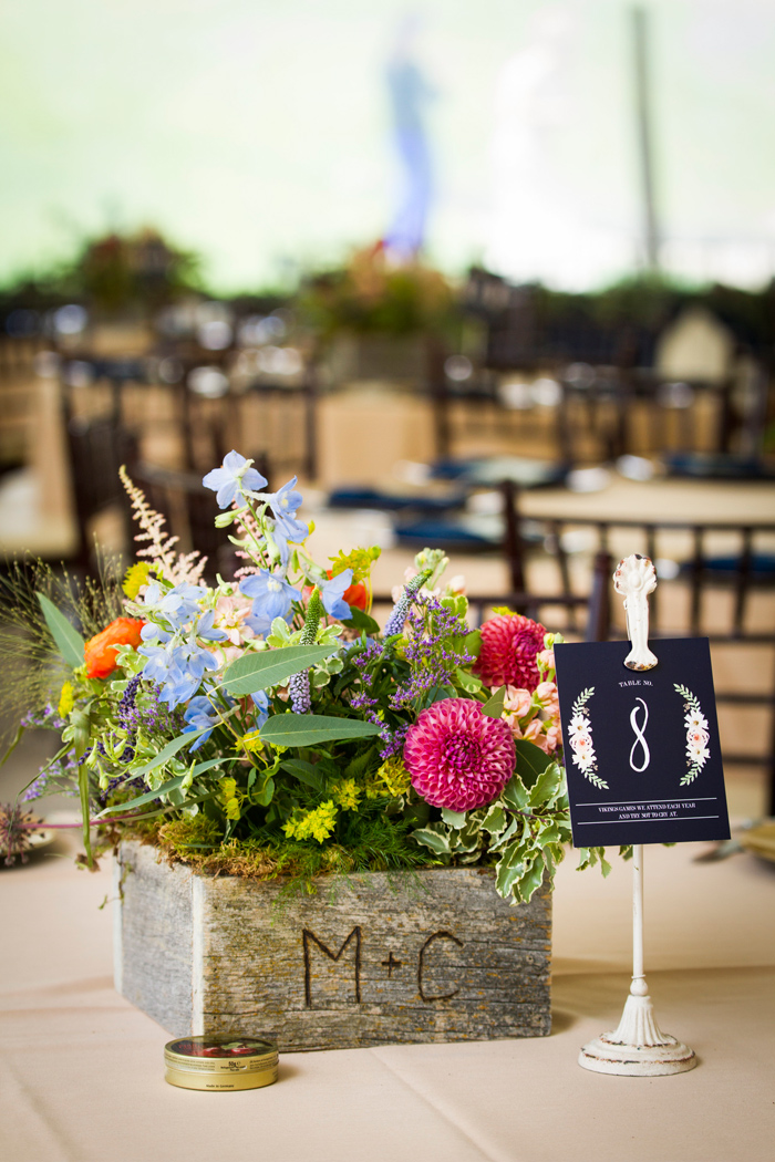 Wedding Flowers / Eye in the Sky Photography / Big Sky Resort / Flowers: Katalin Green