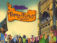 Disney's Topsy Turvy Games