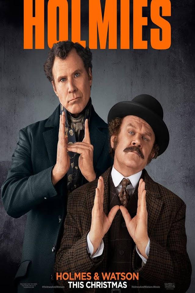 Nuevo Trailer Oficial de Holmes and Watson