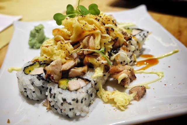 Cheesy Chicken Teriyaki