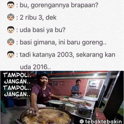10 Meme 'Percakapan Penjual dan Pembeli' Ini Kocaknya Nampol Banget