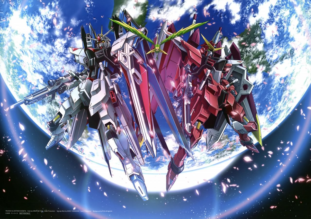 Gundam Seed Destiny – Download Ost Opening & Ending : Mp3