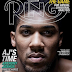 Nigerian born British boxer, Anthony Joshua On The Cover Of 'Bible of Boxing' Ring Magazine