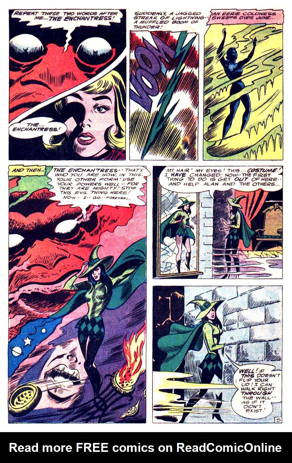 Strange Adventures (1950) issue 187 - Page 8