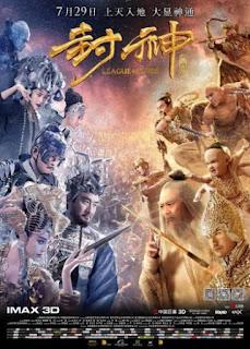 League of Gods (2016) HDRip Subtitle Indonesia