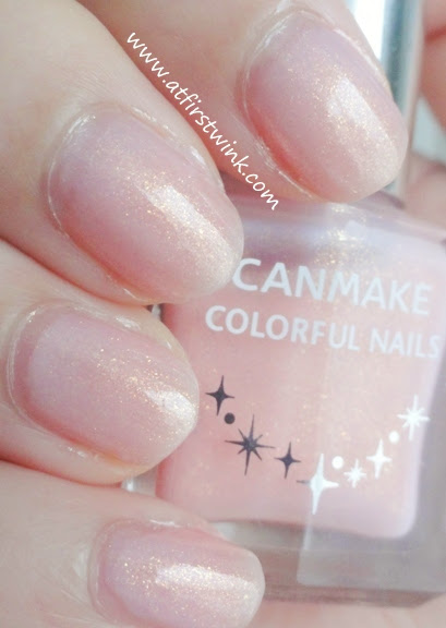 Canmake Colorful Nails number 43