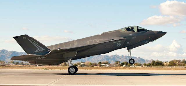 F-35 of Royal Australian Air Force