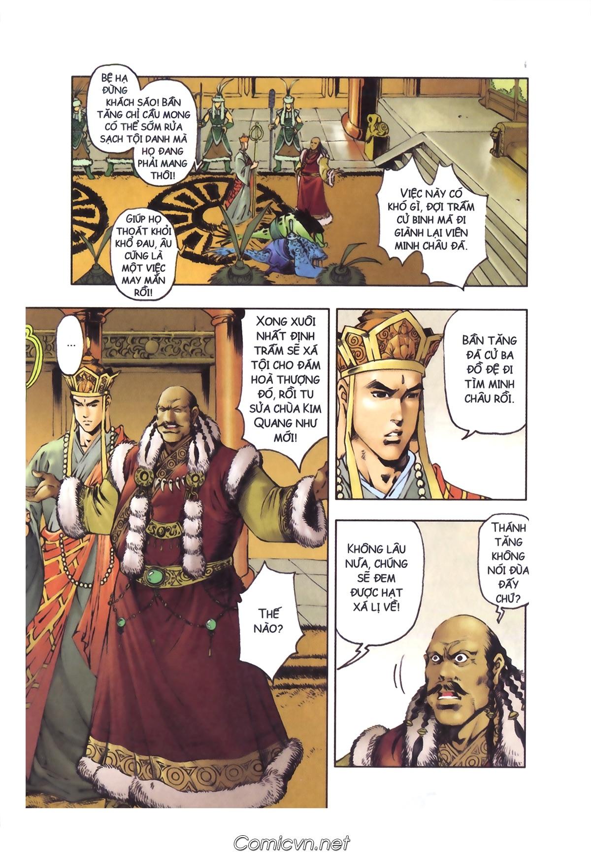 Tây Du Ký màu - Chapter 112 - Pic 5