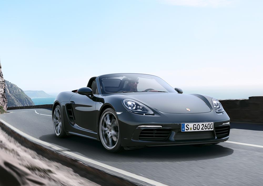 7 Με δίλιτρο turbo μπόξερ 300 ίππων η Porsche 718 Boxster Porsche, Porsche 718 Boxster, Porsche 718 Boxster S, Porsche Boxster, Roadster, videos
