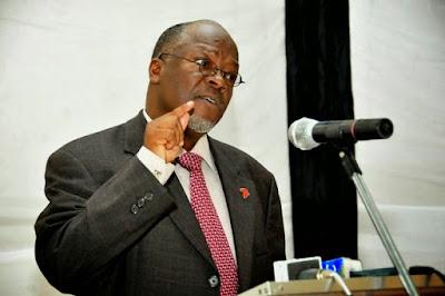 Rais Magufuli Awapa Onyo Wakuu wa Mikoa, Makatibu 'Sitaki Nisikie Mtu Anasema Yeye Mgeni'