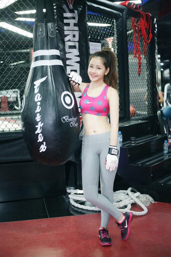 Hotgirl Chi Pu