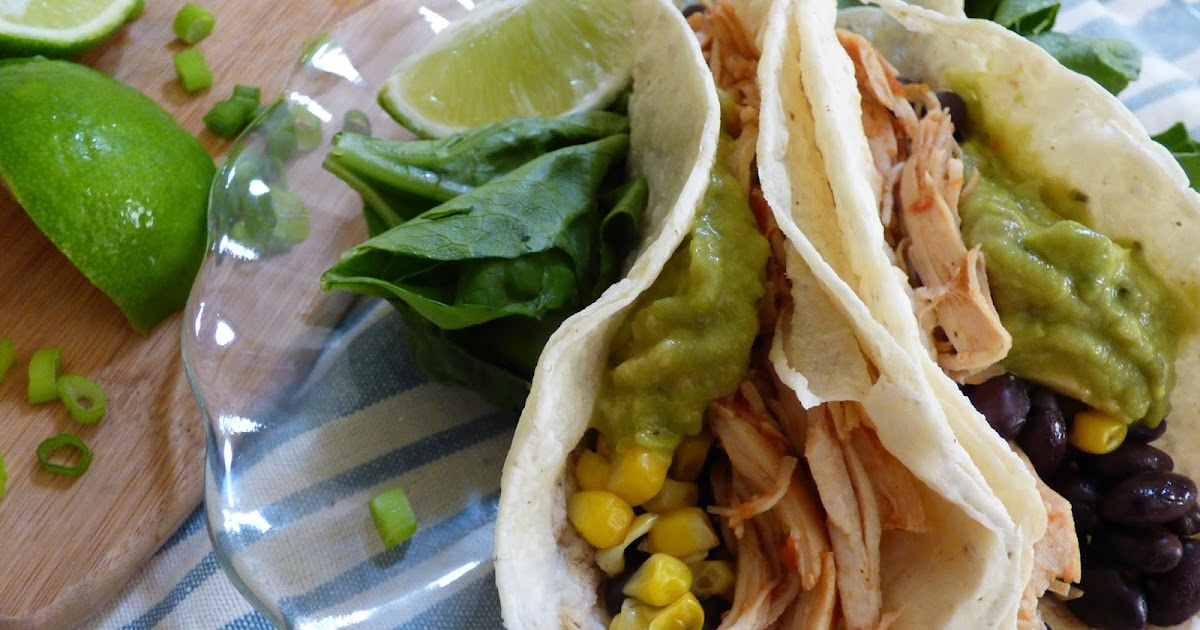 how to cook canned black beans for tacos