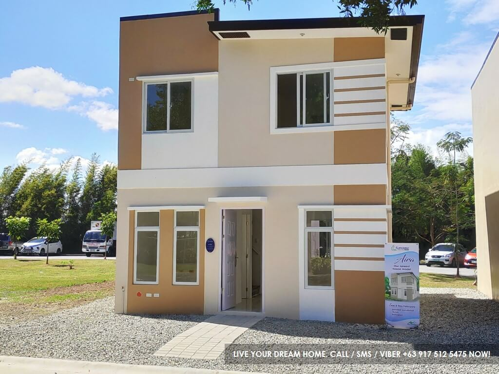 Aira - Lancaster New City Cavite| Affordable House for Sale in General Trias Cavite