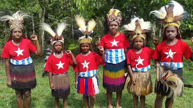 Gus Dur Guru Bangsa Papua
