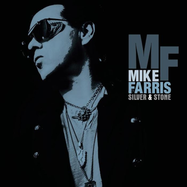 MIKE FARRIS - Silver & Stone (2018) 1