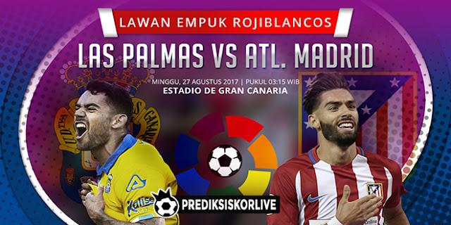 PREDIKSI BOLA: Las Palmas vs Atletico Madrid