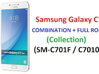 Samsung Galaxy C7 COMBINATION + FULL ROM (Collection) (SM-C701F / C7010)