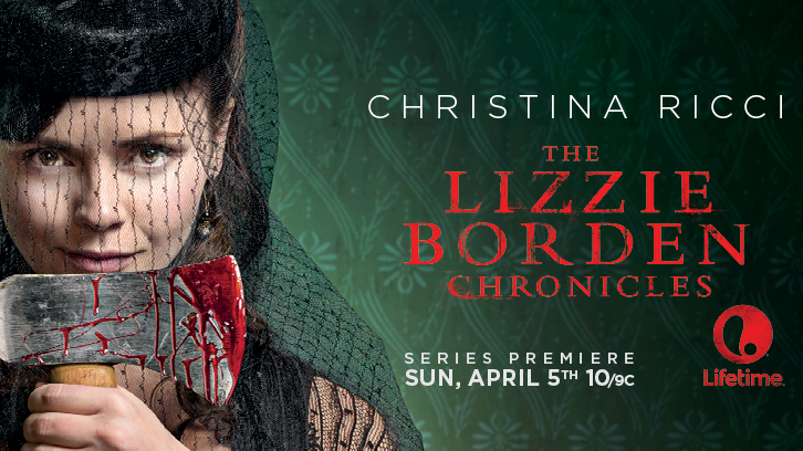 The Lizzie Borden Chronicles, miniserie con Christina Ricci