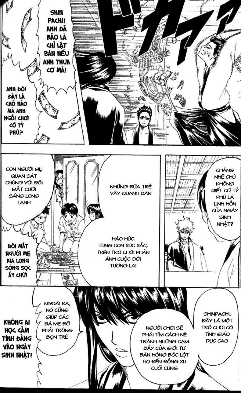 Gintama Chap 236 page 8 - Truyentranhaz.net