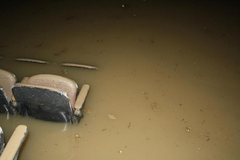 Rink Rover The 2013 Alberta Floods Offer A Good Omen For