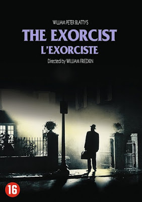 The Exorcist Movie Cover