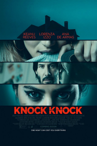 Knock Knock [2015] [DVD9] [NTSC] [Latino]