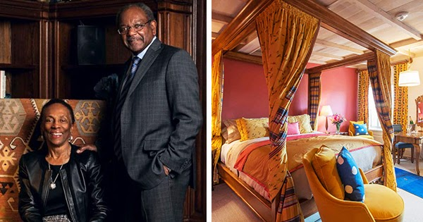 The Only Black Owned Luxury Hotel In Downtown Baltimore Is