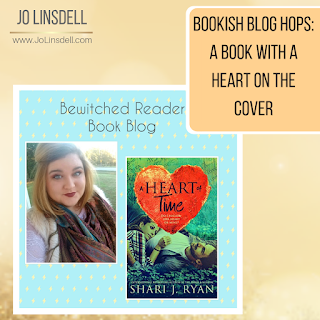 Bookish Blog Hops: A Book With A Heart On The Cover @BewitchedReader