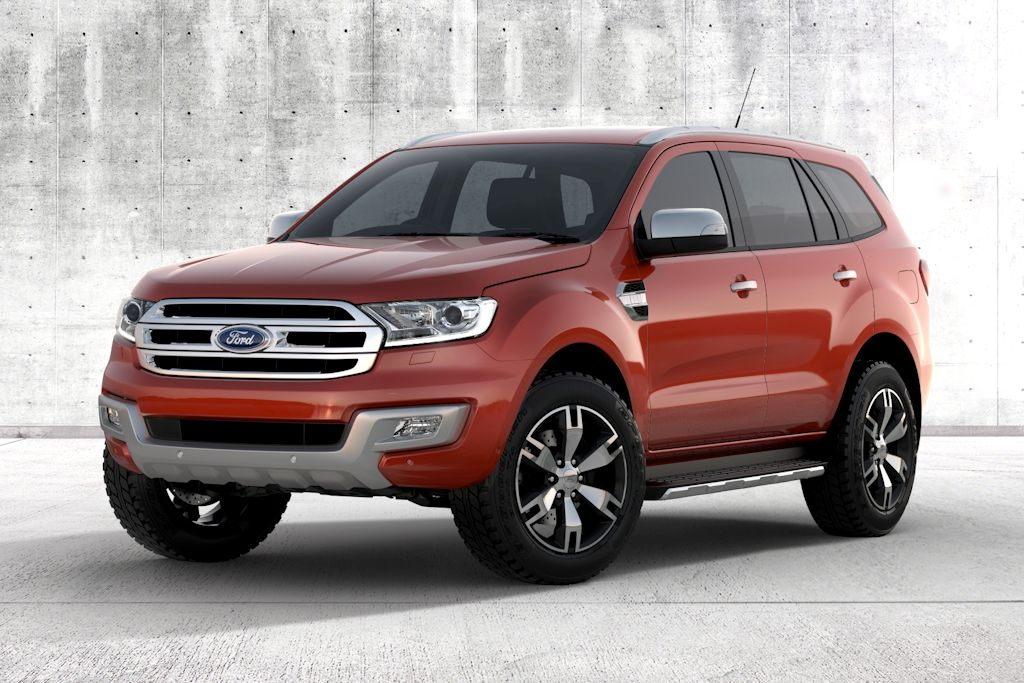 updated ford philippines reveals  everest specs model variants  pricing philippine