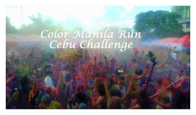 Color Manila Run Cebu After Run Party