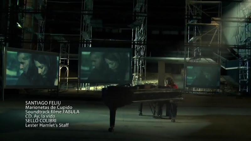 Santiago Feliú - ¨Marionetas de Cupido¨ - Videoclip - Dirección: Lester Hamlet. Portal Del Vídeo Clip Cubano - 02