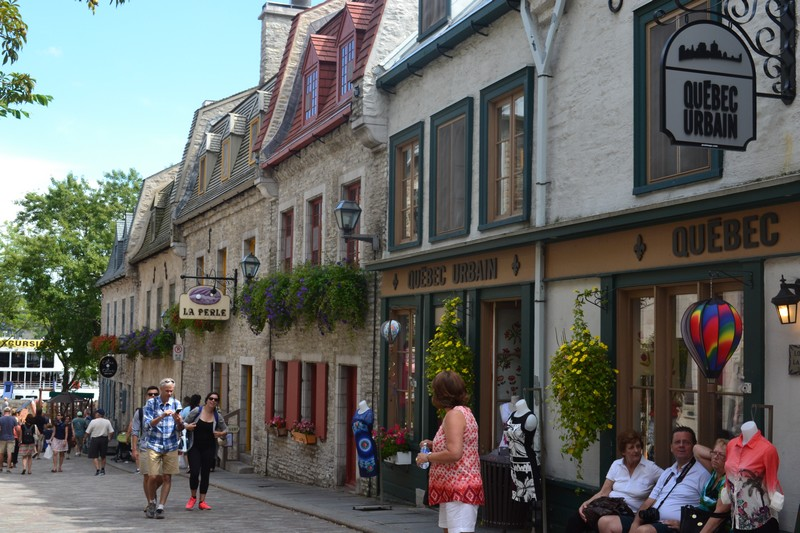 Quebec, Quebec City, Canada, citytrip, city