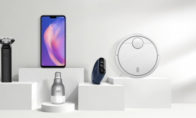 XIAOMI ACHIEVES STRONG GROWTH