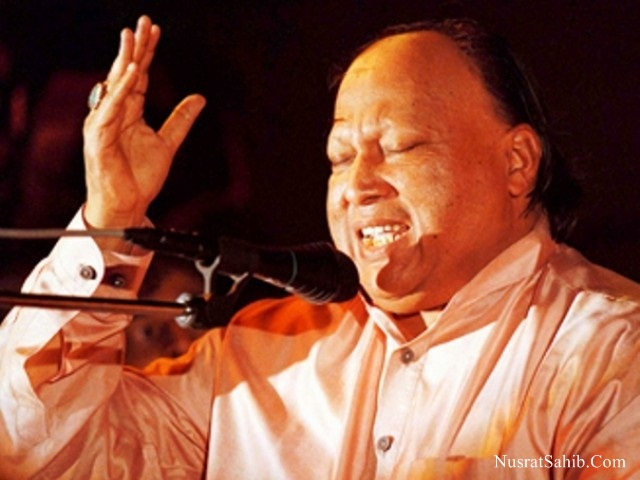 Nusrat Fateh Ali Khan: The void remains | NusratSahib.Com